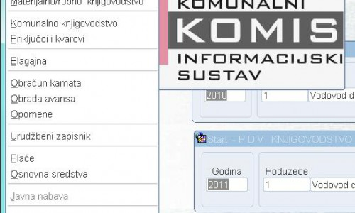 webkomis izbornik