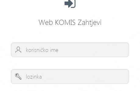 login_zahtjevi